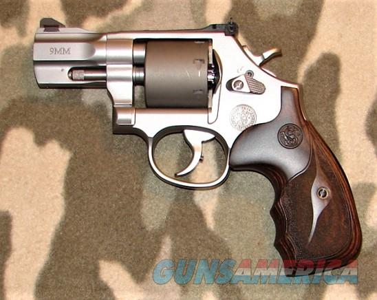 Smith & Wesson 986 PC   Guns > Pistols > Smith & Wesson Revolvers > Med. Frame ( K/L )