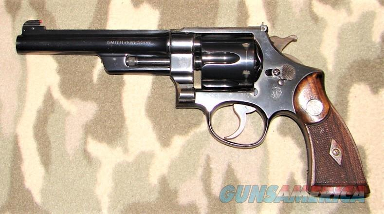 Smith & Wesson Registered Magnum  Guns > Pistols > Smith & Wesson Revolvers > Full Frame Revolver
