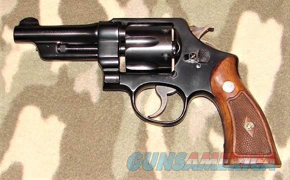Smith & Wesson 38/44   Guns > Pistols > Smith & Wesson Revolvers > Full Frame Revolver