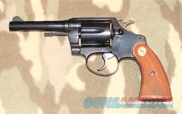 Colt Police Positive Special Revolver s  Guns > Pistols > Colt Double Action Revolvers- Modern