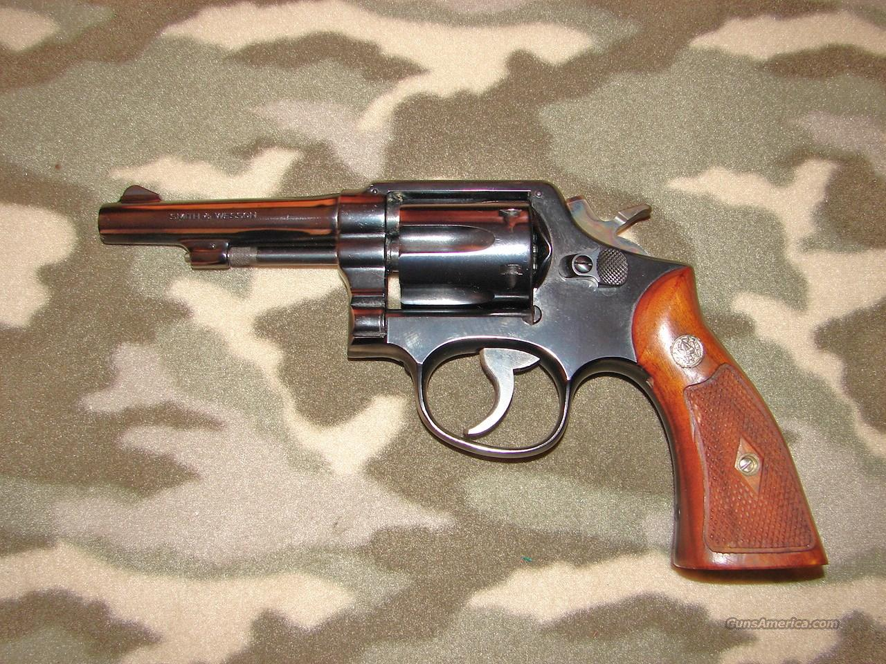 Smith & Wesson 45  Guns > Pistols > Smith & Wesson Revolvers > Med. Frame ( K/L )