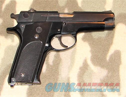 Smith & Wesson 59   Guns > Pistols > Smith & Wesson Pistols - Autos > Alloy Frame