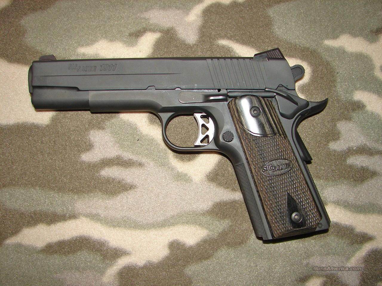 Sig Sauer 1911  Guns > Pistols > Sig - Sauer/Sigarms Pistols > 1911