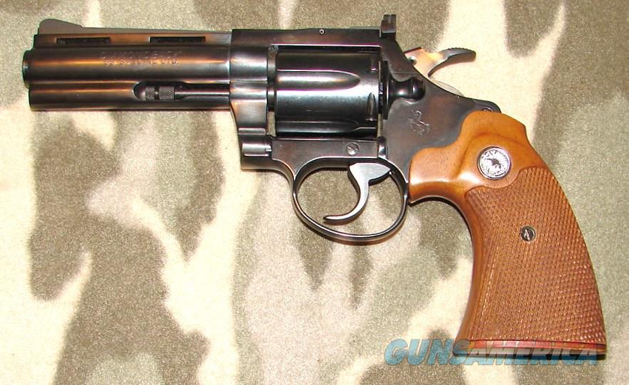 Colt Diamondback .38 Spl.  Guns > Pistols > Colt Double Action Revolvers- Modern