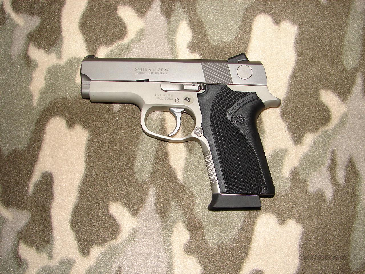 Smith & Wesson 4053   Guns > Pistols > Smith & Wesson Pistols - Autos > Alloy Frame