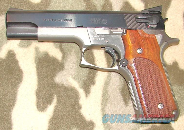 Smith & Wesson 745 IPSC   Guns > Pistols > Smith & Wesson Pistols - Autos > Steel Frame