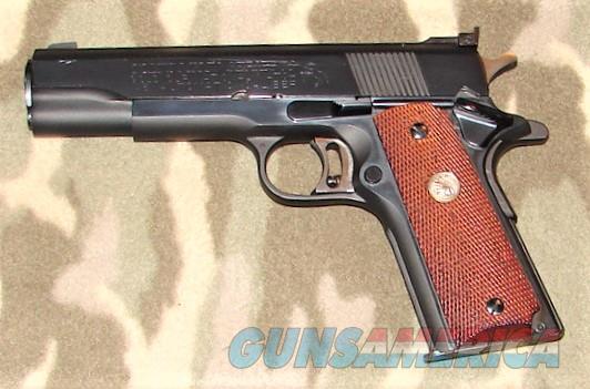 Colt GCNM Mk IV Ser 70  Guns > Pistols > Colt Automatic Pistols (1911 & Var)