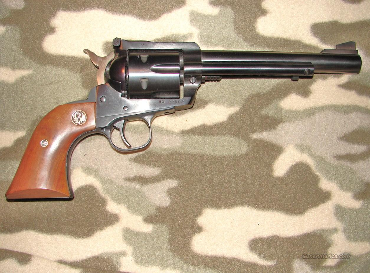 Ruger NM Blkhwk .41 Mag  Guns > Pistols > Ruger Single Action Revolvers