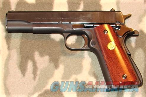 Colt GM Commercial  Guns > Pistols > Colt Automatic Pistols (1911 & Var)