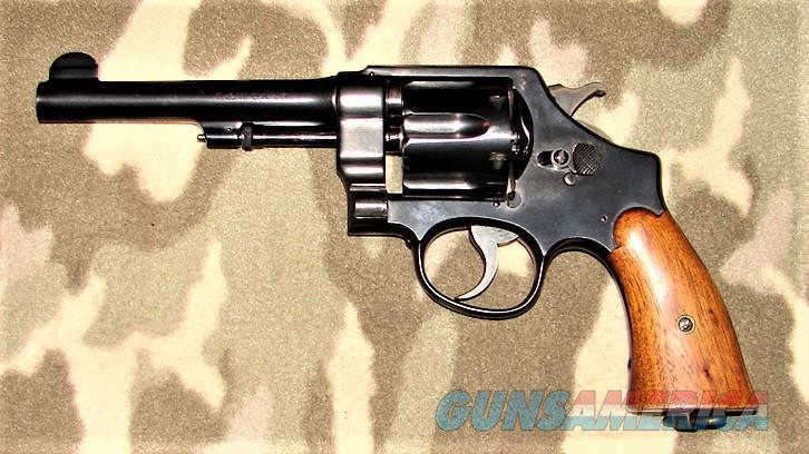Smith & Wesson 1917  Guns > Pistols > Smith & Wesson Revolvers > Full Frame Revolver