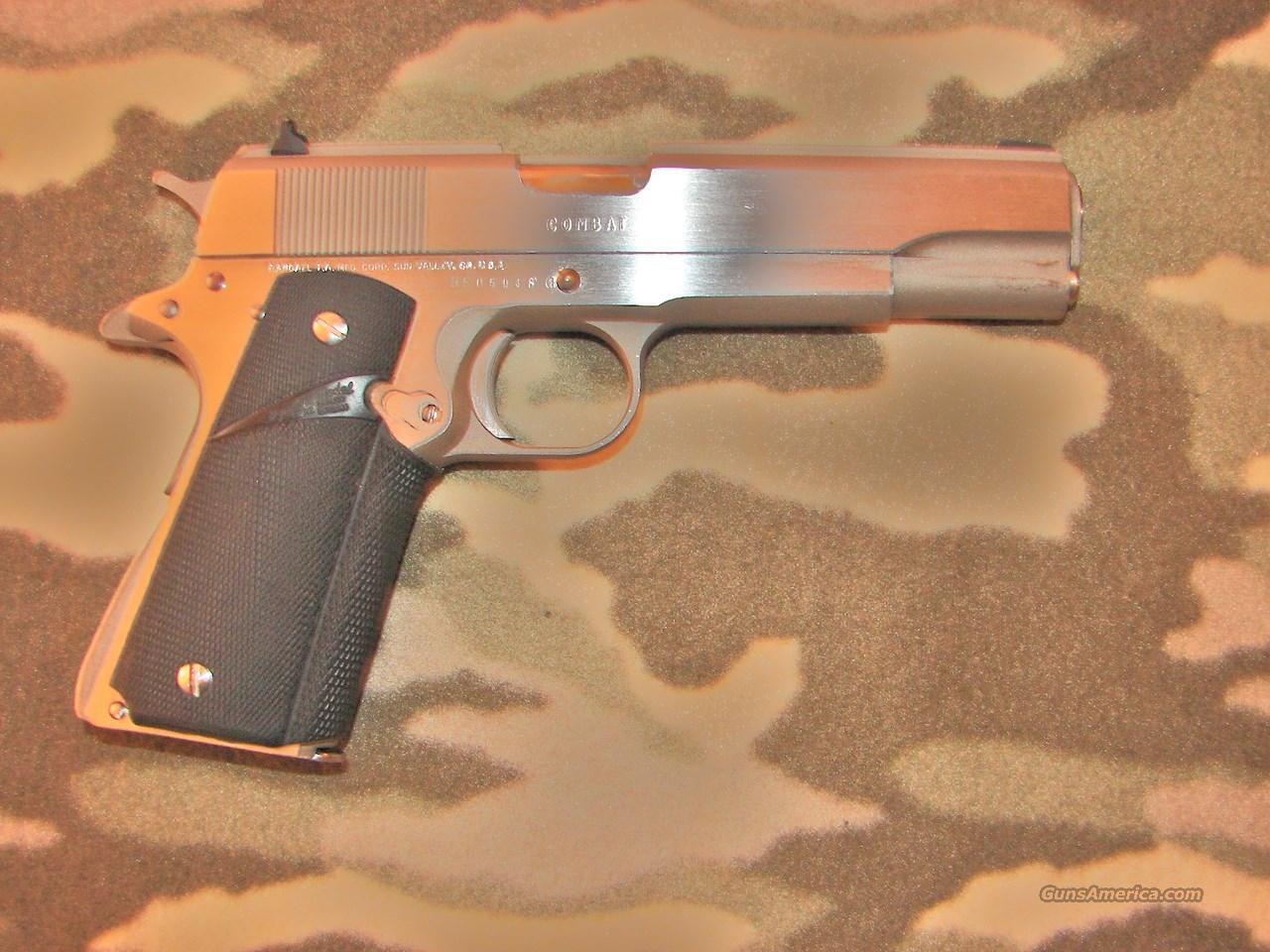 Randall Combat   Guns > Pistols > Randall Pistols