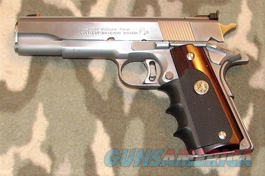 Colt GCNM First Edition   Guns > Pistols > Colt Automatic Pistols (1911 & Var)