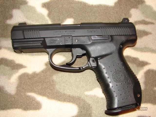 Smith & Wesson SW99  Guns > Pistols > Smith & Wesson Pistols - Autos > Polymer Frame