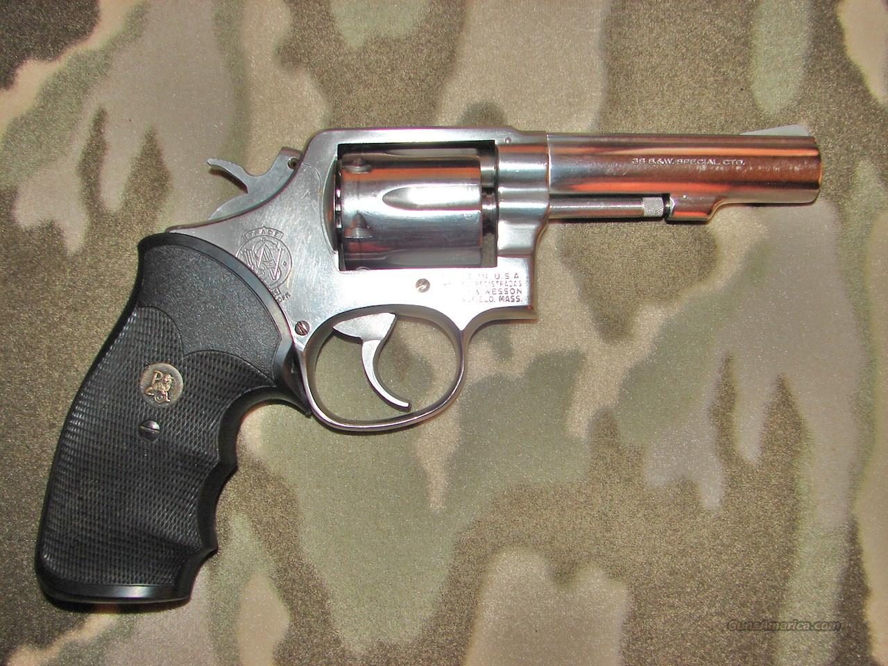 Smith & Wesson 64-3  Guns > Pistols > Smith & Wesson Revolvers > Full Frame Revolver