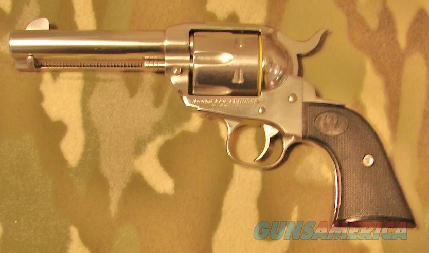 Ruger New Vaquero .357 Mag.   Guns > Pistols > Ruger Single Action Revolvers > Cowboy Action