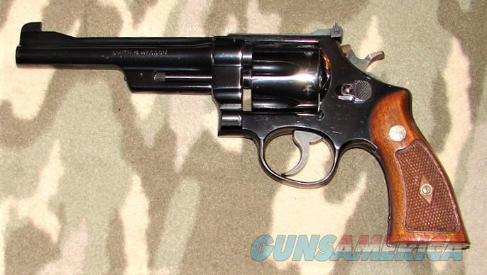 Smith & Wesson pre 27  Guns > Pistols > Smith & Wesson Revolvers > Full Frame Revolver