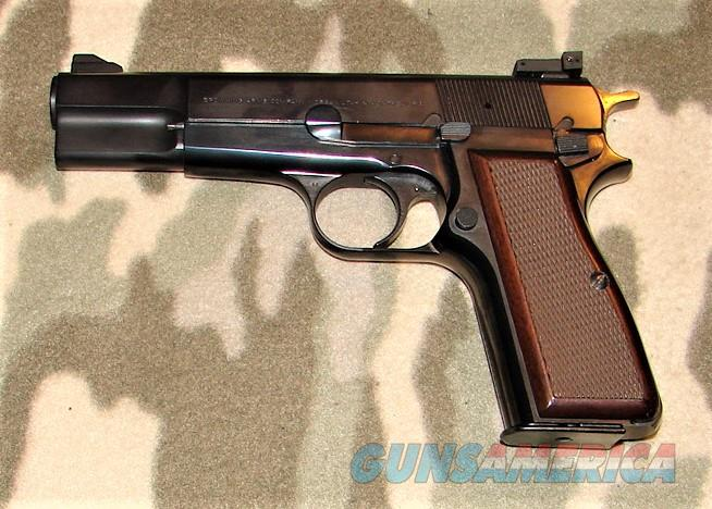 Browning High-Power   Guns > Pistols > Browning Pistols > Hi Power