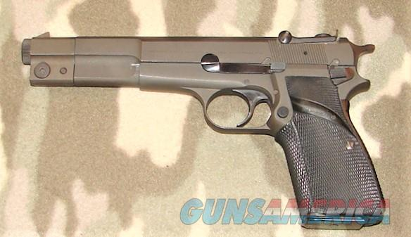 Browning HP GP Competition  Guns > Pistols > Browning Pistols > Hi Power