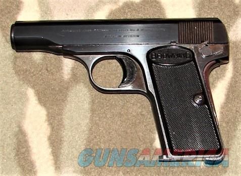 Browning 1955  Guns > Pistols > Browning Pistols > Other Autos