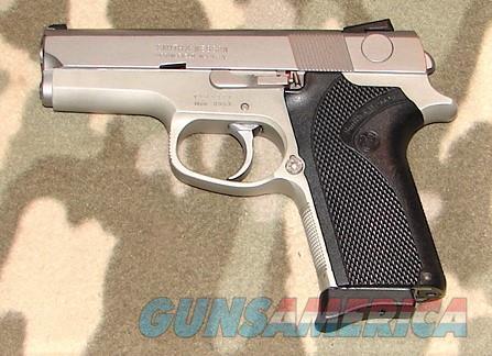 Smith & Wesson 3953 DAO  Guns > Pistols > Smith & Wesson Pistols - Autos > Alloy Frame