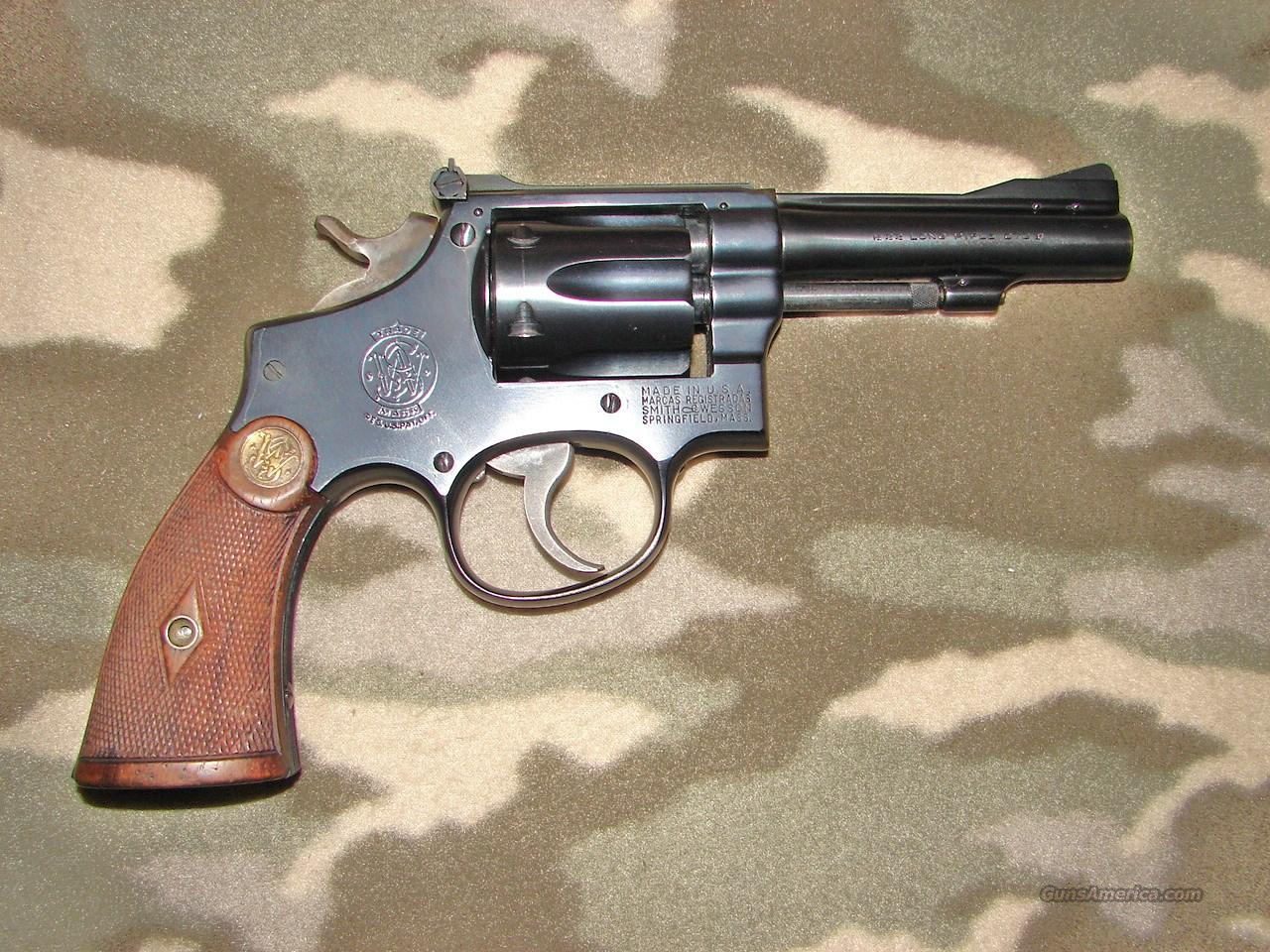 Smith & Wesson K22  Guns > Pistols > Smith & Wesson Revolvers > Model 10