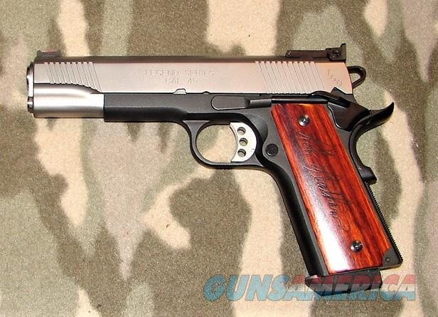 Springfield Armory Leatham Legend  Guns > Pistols > Springfield Armory Pistols > 1911 Type
