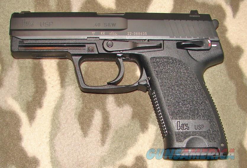 Heckler & Koch USP 40   Guns > Pistols > Heckler & Koch Pistols > Polymer Frame