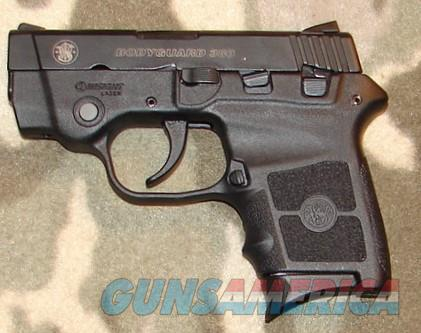 Smith & Wesson Bodyguard  Guns > Pistols > Smith & Wesson Pistols - Autos > Polymer Frame