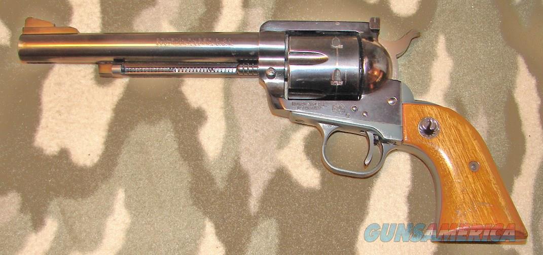 Ruger OM Blkhwk Flattop   Guns > Pistols > Ruger Single Action Revolvers > Blackhawk Type