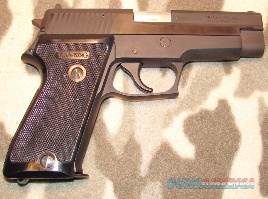 Browning BDA 45ACP  Guns > Pistols > Browning Pistols > Other Autos