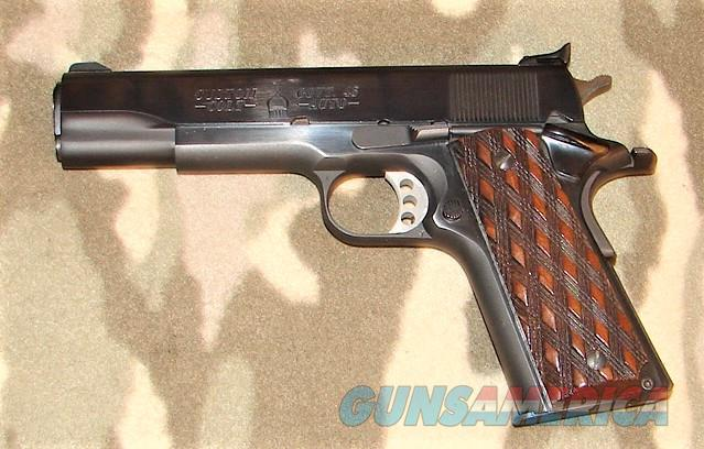 Colt Ltd Ed 1 of 1000 Custom   Guns > Pistols > Colt Automatic Pistols (1911 & Var)