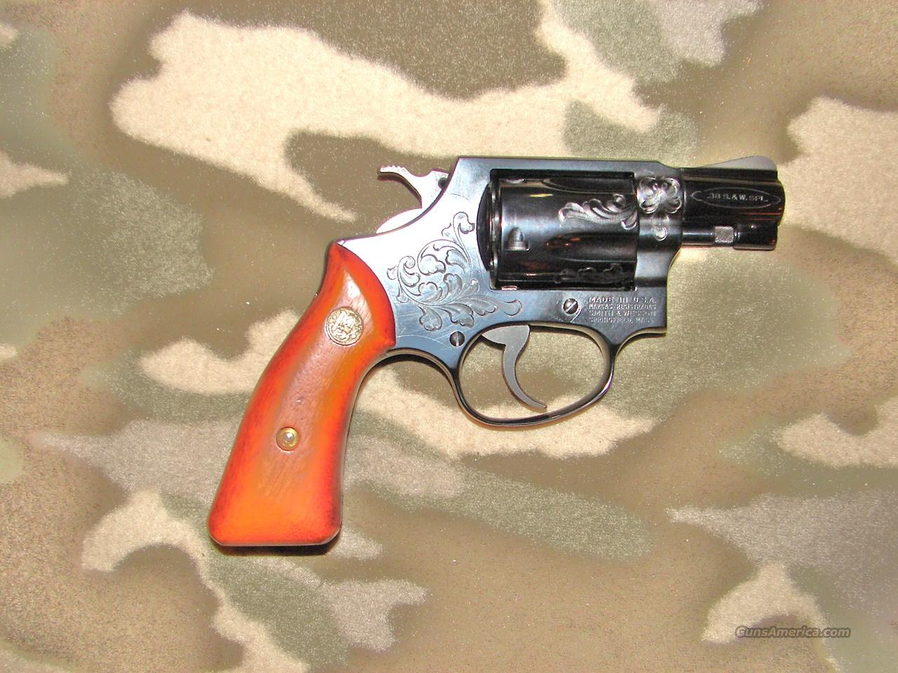 Smith & Wesson 36   Guns > Pistols > Smith & Wesson Revolvers > Pocket Pistols
