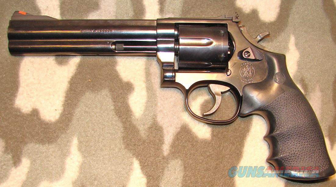 Smith & Wesson 586-4 38 Spl. BRAZILIAN CONTRACT  Guns > Pistols > Smith & Wesson Revolvers > Med. Frame ( K/L )