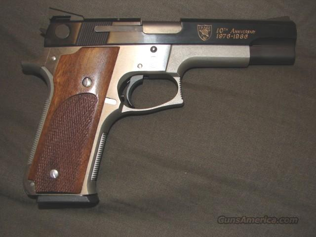 Smith & Wesson 745 IPSC Pistol  Guns > Pistols > Smith & Wesson Pistols - Autos > Steel Frame