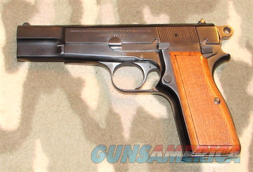 Browning Hi Power 9 m/m   Guns > Pistols > Browning Pistols > Hi Power