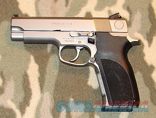 Smith & Wesson 1076-NS  Guns > Pistols > Smith & Wesson Pistols - Autos > Steel Frame