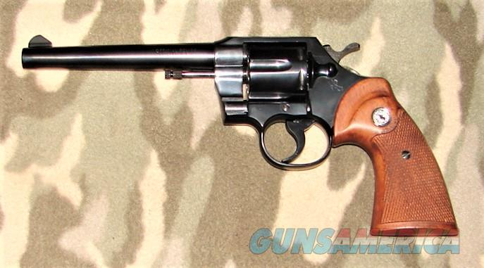 Colt Official Police .38 Spl.  Guns > Pistols > Colt Double Action Revolvers- Modern