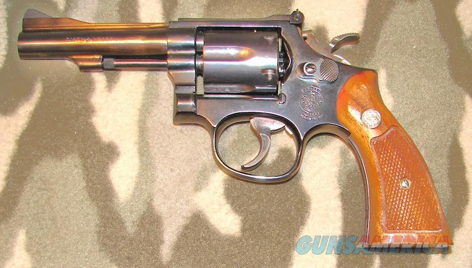 Smith & Wesson 15-4   Guns > Pistols > Smith & Wesson Revolvers > Med. Frame ( K/L )