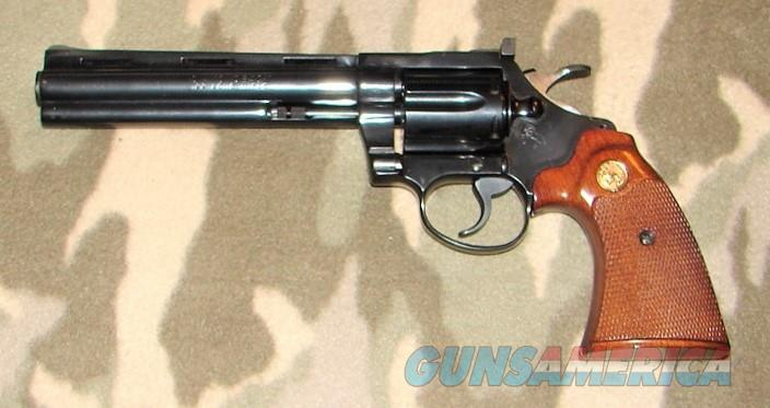 Colt Diamondback .22 LR  Guns > Pistols > Colt Double Action Revolvers- Modern
