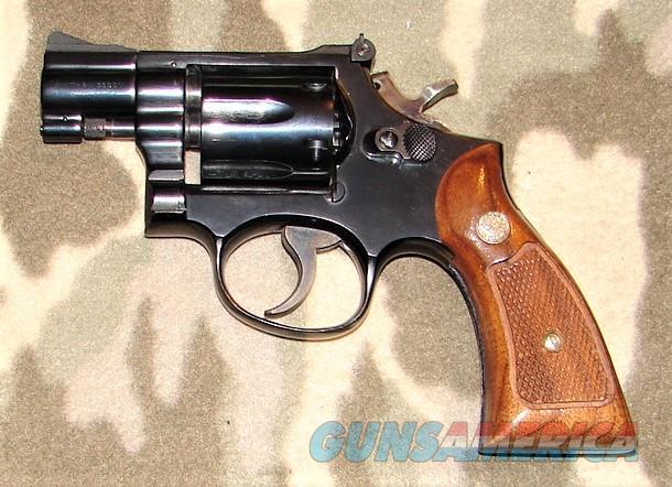 Smith & Wesson 15-3  Guns > Pistols > Smith & Wesson Revolvers > Med. Frame ( K/L )