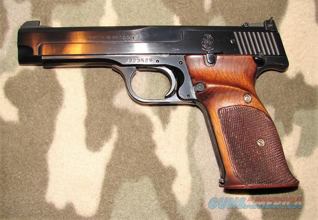 Smith & Wesson 41   Guns > Pistols > Smith & Wesson Pistols - Autos > .22 Autos