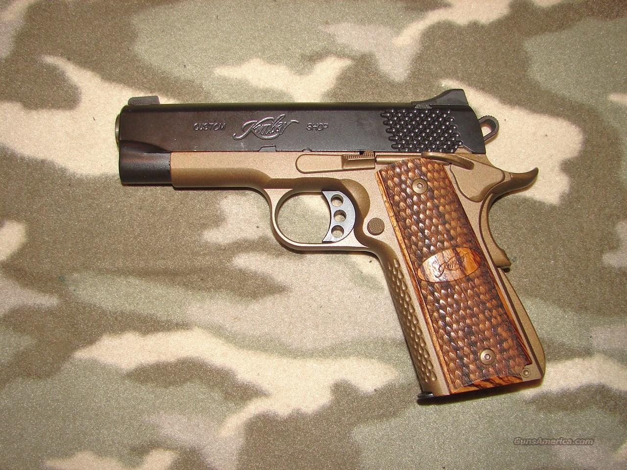 Kimber Pro Raptor Ii  Guns > Pistols > Kimber of America Pistols