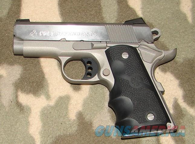 Colt Lightweight Defender  Guns > Pistols > Colt Automatic Pistols (1911 & Var)