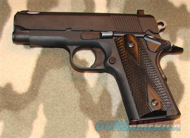 Colt Lightweight Officers  Guns > Pistols > Colt Automatic Pistols (1911 & Var)
