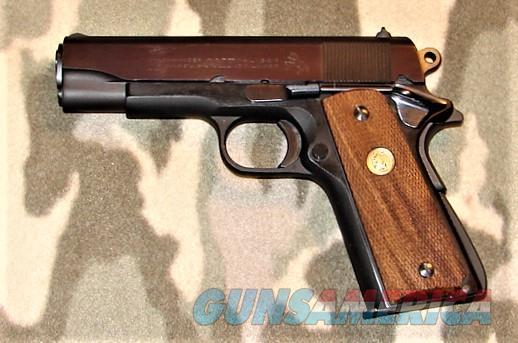Colt Commander LW 30 Luger   Guns > Pistols > Colt Automatic Pistols (1911 & Var)