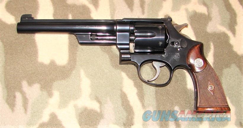 Smith & Wesson Registered Magnum  Guns > Pistols > Smith & Wesson Revolvers > Full Frame Revolver