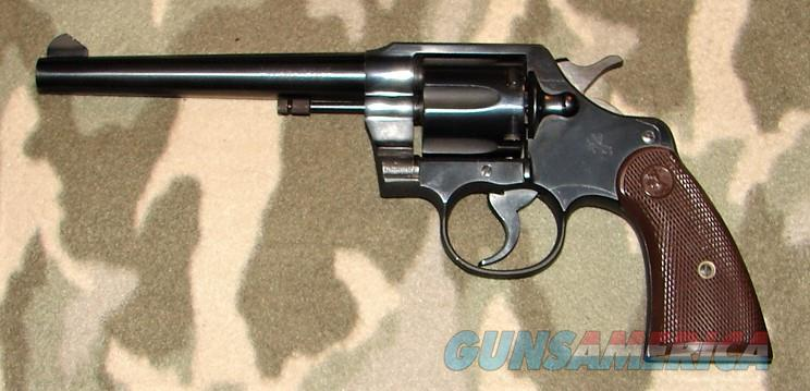 Colt Official Police .38 Spl.  Guns > Pistols > Colt Double Action Revolvers- Modern