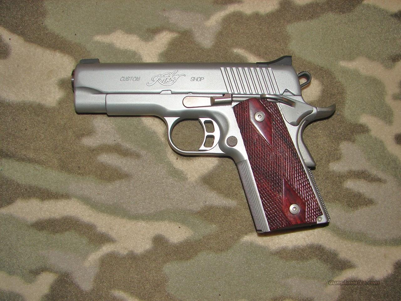 Kimber Covert Custom Shop   Guns > Pistols > Kimber of America Pistols