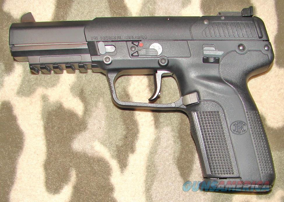 FNH Model Five-Seven   Guns > Pistols > FNH - Fabrique Nationale (FN) Pistols > FiveSeven