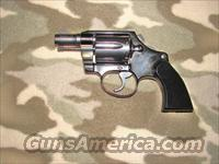 Colt Agent 1st Issue  Guns > Pistols > Colt Double Action Revolvers- Modern